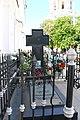Київ, Надгробок на місці поховання П. А. Столипіна, Лаврська вул. 9.jpg