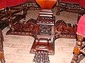 Королевские ворота Резные ножки стола и стульев из Кёнигсберга.JPG