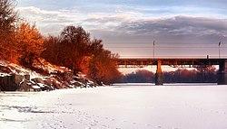 Коростишевський район, с. Високий Камінь. На березі р. Тетерев.jpg