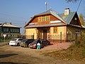 Кострома. Новый дом на Красной пл. в пгт Красное. 8-10-2011г. - panoramio.jpg