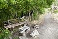 """Мангуп-Кале, місце для """"відпочинку перед переглядом"""".jpg"""