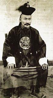 Mogolian military commander and diplomat