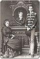 Мария Александровна с сыном и дочерью.jpg
