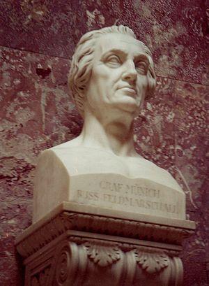 Burkhard Christoph von Münnich
