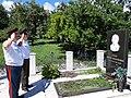 Надгробный памятник Дбару С. П. в Мгудзырхуа Гудаутского района Абхазии.2018.jpg