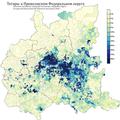 Расселение татар в ПФО по городским и сельским поселениям в %.png