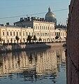 Река Мойка в районе Почтамтского моста. 2010-04-01.jpg