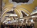 Станция Комсомольская - подземный Московский дворец.jpg