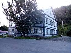 Здание в историческом центре