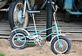Тешевицы, Велосипед Мишка (10623532944).jpg