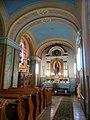 Ужгород, Римо-католицький костел, інтер'єр 2019 08.jpg
