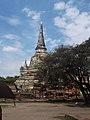 พระเจดีย์ วัดพระศรีสรรเพชญ์ Pagoda of Wat Phra Sri Sanpet.jpg