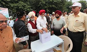 "Indian Ex Servicemen Movement - ""Unfortunately, the recently issued notification on the OROP gives nothing but a truncated deal and cannot be called OROP either in letter or spirit,"" the memorandum to the PM read. (HT Photo)"
