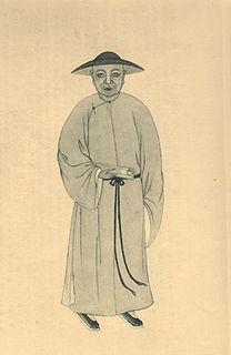 Wu Weiye writer (1609-1671)
