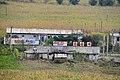 巡道工出品 Photo by Xundaogong 车站旁边的朝鲜壁画 在朝鲜壁画是永远都不缺的 也基本没有重样的 - panoramio.jpg