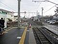 矢本駅 ホーム石巻方面 - panoramio.jpg