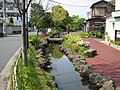 鎌田川親水緑道 Kamata-Gawa Waterside Path - panoramio.jpg