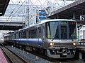 阪和線区間快速 和泉府中駅にて 2012.12.14 - panoramio.jpg
