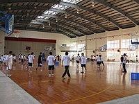 體育館的籃球場 - panoramio.jpg