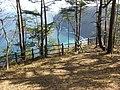 鵜ノ巣断崖右側の展望台Unosu-dangai - panoramio.jpg
