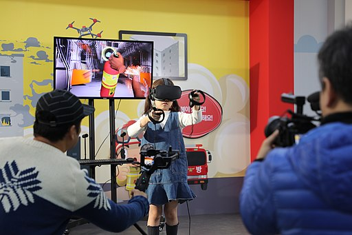 관악소방서 관악안전테마파크 VR화재체험 Gwanak Safety Theme Park VR fire experience