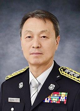 조종묵 초대 소방청장