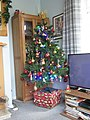 -2019-12-03 Christmas tree, Trimingham (2).JPG