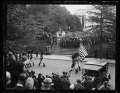...) passing (White House) Pres. Coolidge and Connecticut state officials, May 9 LCCN2016893473.tif