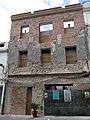012 Casa al carrer Principal, 22 (Calafell), en obres de restauració.jpg
