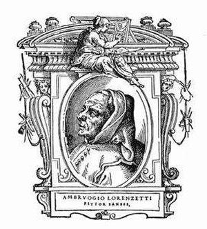 Ambrogio Lorenzetti - Image: 013 le vite, ambrogio lorenzetti