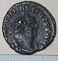 03-518 Denarius of Carausius, obverse (FindID 61627).jpg