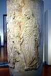 0408 - Archaeological Museum, Athens - Funerary lekythos of Myrrhine - Photo by Giovanni Dall'Orto, Nov 10 2009.jpg