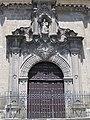060 Església de la Santísima Trinidad, portada sud.jpg