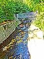 1. Канал до Великого водоспаду, (парк «Софіївка»), Умань.JPG