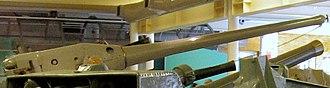 10.5 cm SK L/45 naval gun - Image: 10.5 cm L45 submarine gun IWM