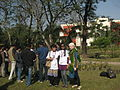 10th Anniversary Celebration of Bengali Wikipedia in Jadavpur University, Kolkata, 9-10 January, 2015 45.JPG