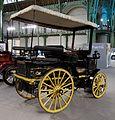 110 ans de l'automobile au Grand Palais - Panhard et Levassor Wagonette 2 cylindres - 4 CV - 1896 03.jpg