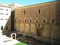 111 Sant Miquel dels Reis (València), pati nord, angle nord-est, des de la galeria alta.jpg