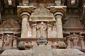 11th century Gangaikonda cholapuram Temple, dedicated to Shiva, built by the Chola king Rajendra I Tamil Nadu India (74).jpg