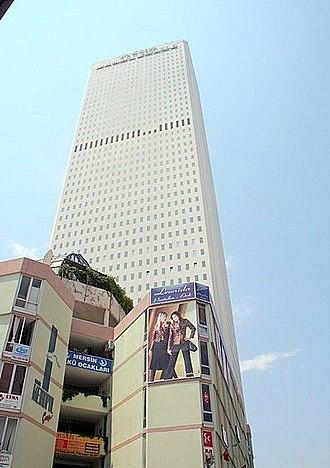 Mersin - Mertim Tower