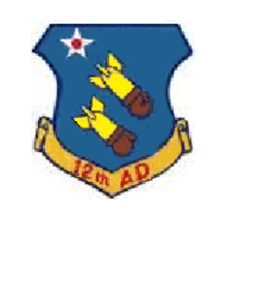 12th Air Division - Image: 12th Air Division 1952