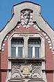 15.7.2018 Die Jugendstil-Häuser in Zell am Harmersbach wurden nach einem Brand im Jahr 1904 errichtet. 05.jpg