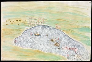 San Juan Bautista (ship) - Image: 1632 Cardona Descripcion Indias (117)