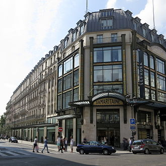 Frantz Jourdain - La Samaritaine Magazin 1