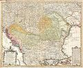 1752 Homann Heirs Map of Hungary, the Balkans, ^ Northern Greece - Geographicus - Hungarie-hmhr-1752.jpg