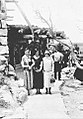 17777 Grand Canyon Historic- Hermits Rest Women Tourists c. 1922 (5897565329).jpg