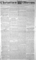 1822 Christian Mirror newspaper Portland Maine USA Sept21.png