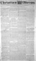 1822 Christian Mirror newspaper Portland Maine USA Sept21.png