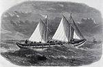 1863 New Brighton Lifeboat