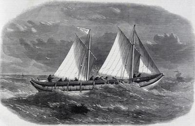 1863 New Brighton Lifeboat